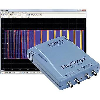 pico PP711 USB Oscilloscope 100 MHz 2-channel 250 MSa/s 32 Mpts 8 Bit Digital storage (DSO), Function generator, Spectrum analyzer