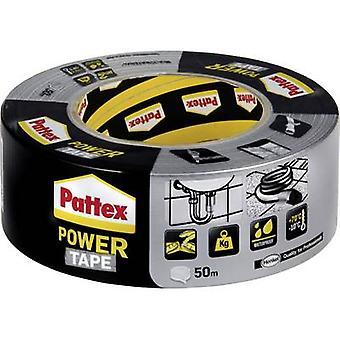 Cloth tape Pattex Power Tape Silver (L x W) 50 m x 50 mm Pattex