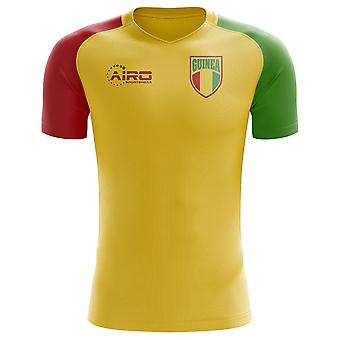 2018-2019 Guinea Home Concept Football Shirt