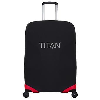 Titanium universal tilfælde dække bagage dækning case beskyttende hylster L