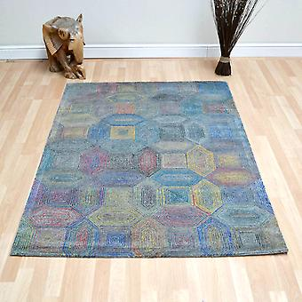 Camden Rugs In Grey And Multi