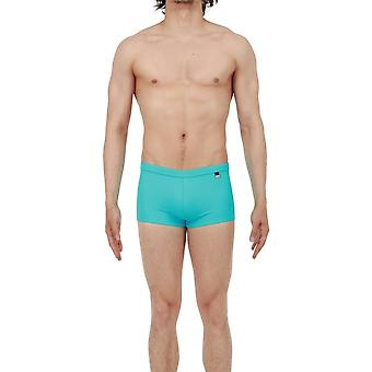 Hom Splash Swim Short - Turquoise