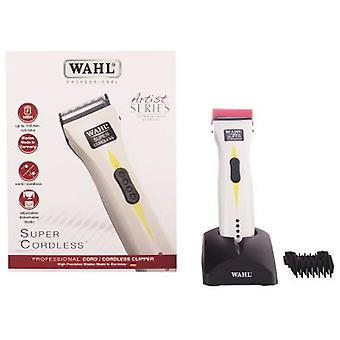 Wahl Super Cordless Shaver White (Hygiene and health , Shaving , Razors)