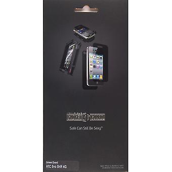 Gadget Guard Screen Protector voor HTC EVO Shift 4G (duidelijk)