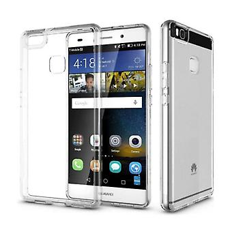 Stuff Certified ® 3-Pack Transparent Clear Silicone Case Cover TPU Case Huawei P8 Lite
