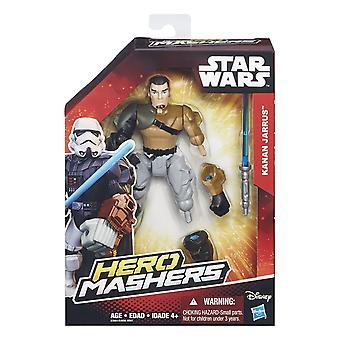 Star Wars Hero Mashers Figure - Kanan Jarrus
