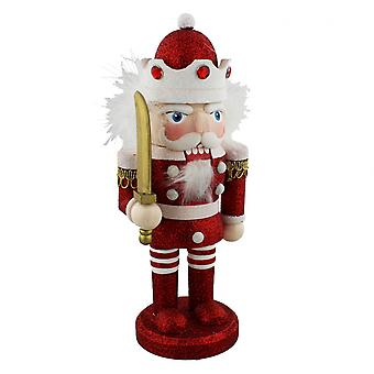 Red Grandeur Nutcracker Decoration