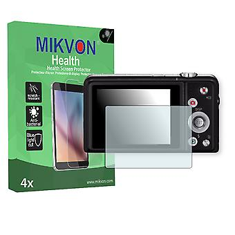 Casio Exilim EX-ZS100 Screen Protector - Mikvon Health (Retail Package with accessories)