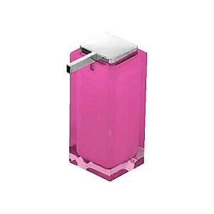 Rainbow Large Soap Dispenser Pink RA80 76