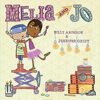 Melia and Jo by Melia and Jo - 9781328916266 Book