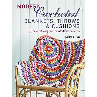 Moderne, bonneterie couvertures - plaids et coussins - 35 coloré - confortable