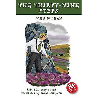 The Thirty-Nine Steps by John Buchan - Sarah Wimperis - 9781906230678
