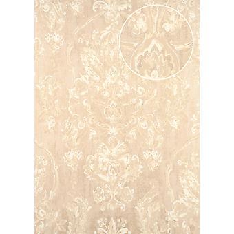 Non-woven wallpaper ATLAS CLA-602-3