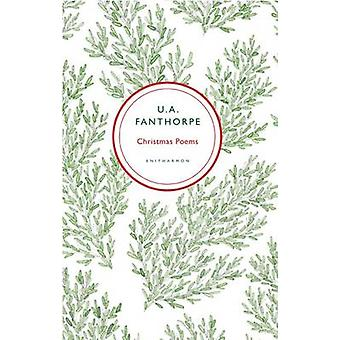 Christmas Poems by U. A. Fanthorpe - 9781900564137 Book