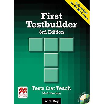 First Testbuilder Student's Book with Key Pack (3rd Revised edition)