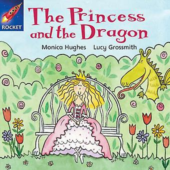 Rigby Rocket: Pink Reader 12 - the Princess and the Dragon (Rigby Rocket)