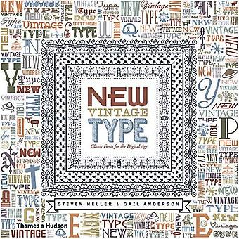 Nya Vintage typ: Klassiska teckensnitt för den digitala tidsåldern