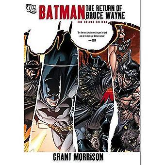 Batman: Avkastningen av Bruce Wayne