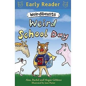 Journée d'école bizarre (lecteur précoce): Weirdibeasts 1