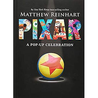 Disney*pixar: A Pop-up Celebration (Hardback)