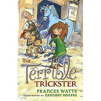 The Terrible Trickster (Sword Girl)