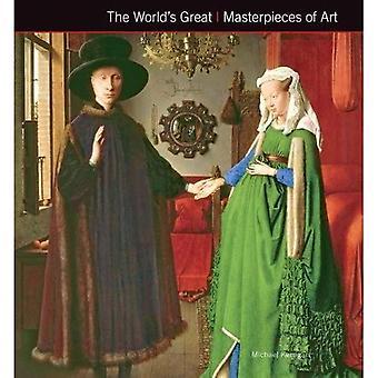 De grote meesterwerken van de wereld van kunst