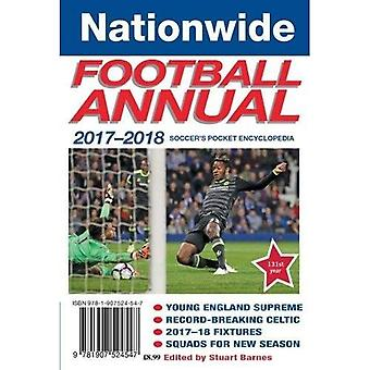 The Nationwide Annual 2017-18: Soccer's pocket encyclopedia