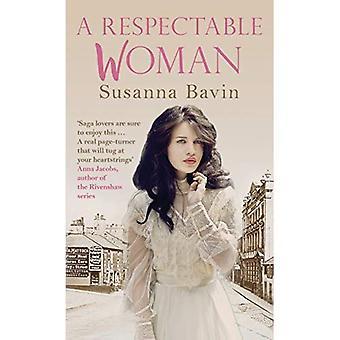 Een respectabele vrouw