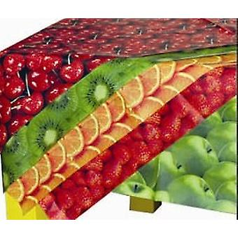 VENTA - brillante afrutado Tablecovers Splash Mat - 5 Pack