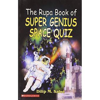 Rupa Book of Super Genius Space Quiz
