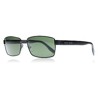 Hugo Boss 0475/S 10G Matte Black 0475S Rectangle Sunglasses Lens Category 3 Size 58mm