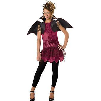 Fantasia de adolescente morcego meia-noite