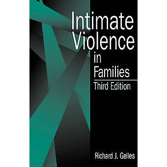 Violence intime dans les familles par Gelles & J. Richard