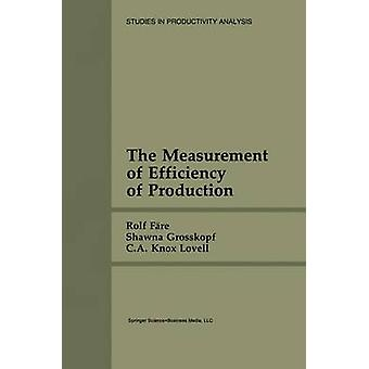 The Measurement of Efficiency of Production by Fre & Rolf
