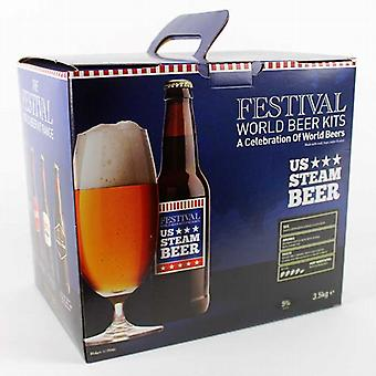 Festival U.S. Steam Beer Kit