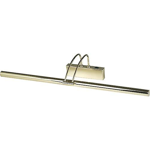 Searchlight 8343PB Picture Light Switched Modern Style In Polished Brass