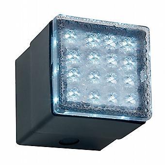 Endon EL-40040-BLU EL-40038-BLU Industrial Wall Lights