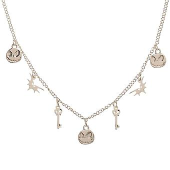 De Nightmare before Christmas choker ketting