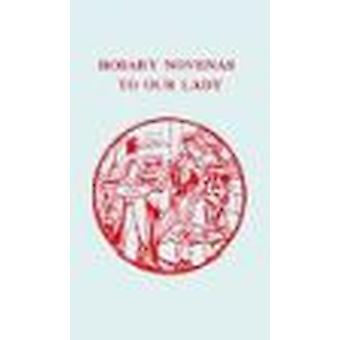 Rosary Novenas to Our Lady by Charles V Lacey - 9780879461737 Book