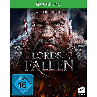 Lords Of The Fallen Limited Edition Xbox One Game (German Box)