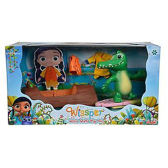Wissper Water World Playset Toy