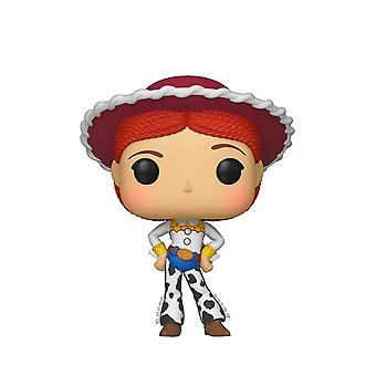 Funko POP-Disney-Toy Story 4: Jessie