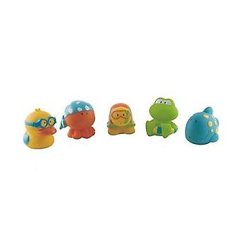Elc - Early Learning Centre Bath Time- Bath Squirters 1 Supplied