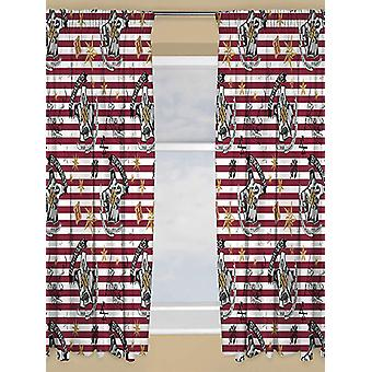 Harry Potter Muggles Curtains