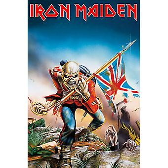 Iron Maiden-Trooper (Global) Maxi Poster 61x91.5cm