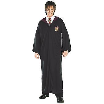 Harry Potter Robe Hogwarts Wizard Licensed Book Week Adult Mens Costume STD