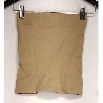 Slank ' N løft Shaper stretch Strik slip shapewear kamel beige