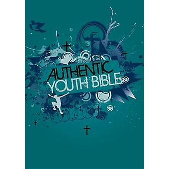 ERV Authentic Youth Bible Teal by Bible League International - 978186