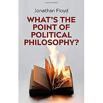 What's the Point of Political Philosophy?