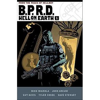 B.p.r.d Hell On Earth Volume 1 by Mike Mignola - 9781506703602 Book